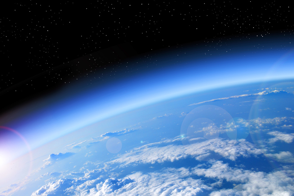 MIT scientists say that the Great Oxygenation Event (GOE), a period that scientists believe marked the beginning of oxygen's permanent presence in the atmosphere, started as early as 2.33 billion years ago. - Image Credits: MIT