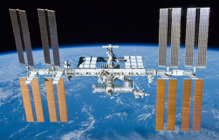 International Space Station. – Image Credits: NASA