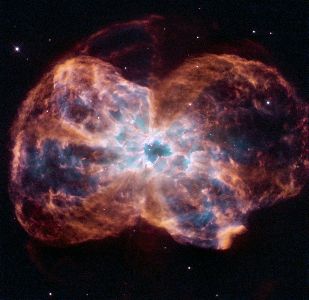 Credits: NASA, ESA, and K. Noll (STScI), Acknowledgment: The Hubble Heritage Team (STScI/AURA)