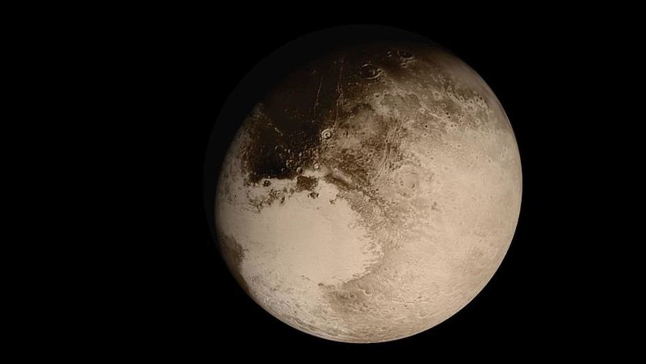 Pluto seen by New Horizons. - Image Credit: NASA/Johns Hopkins University Applied Physics Laboratory/Southwest Research Institute