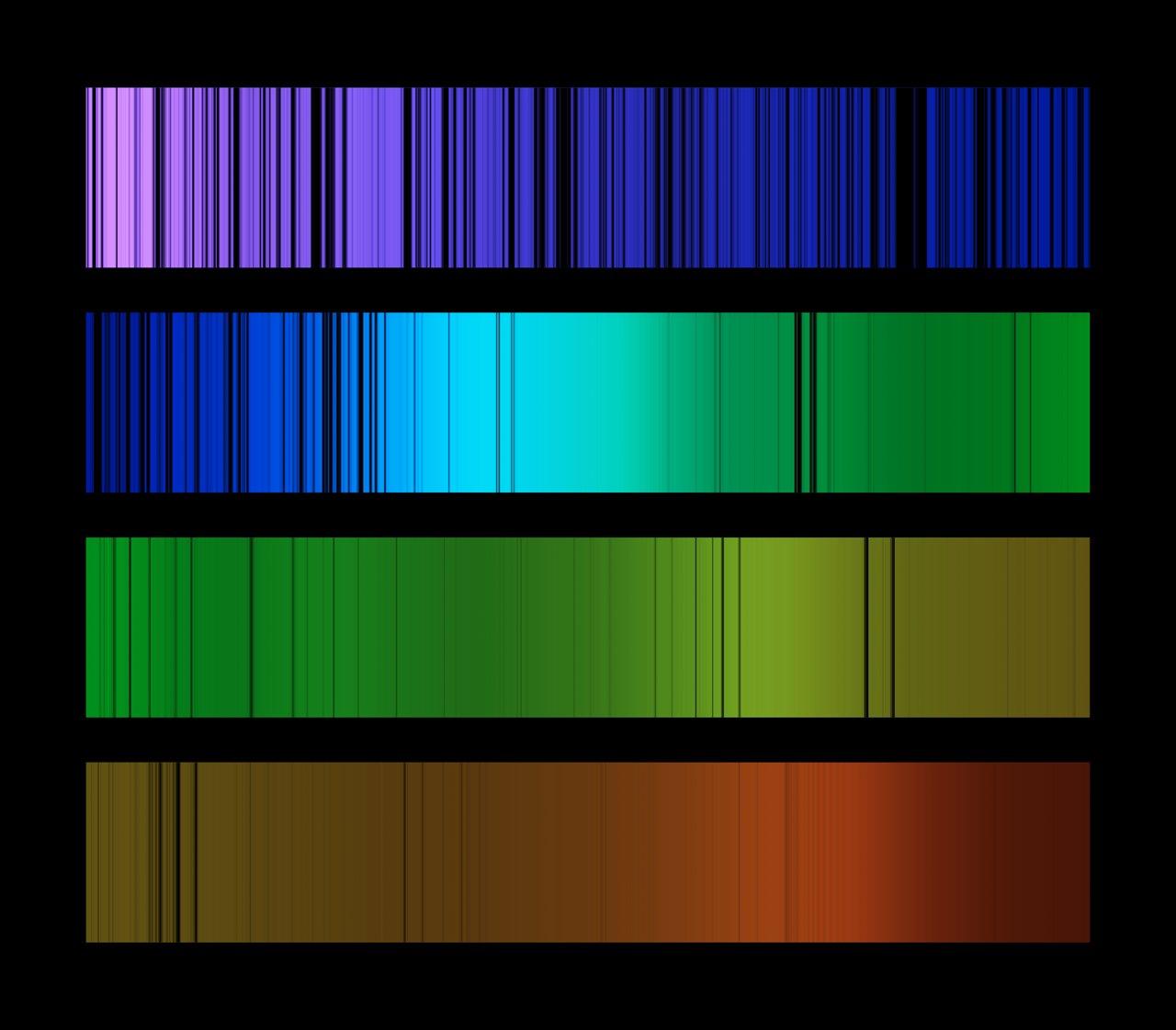 Image Credit: ESO; Acknowledgements: V. D'Odorico (Osservatorio Astronomico di Trieste, Italy)