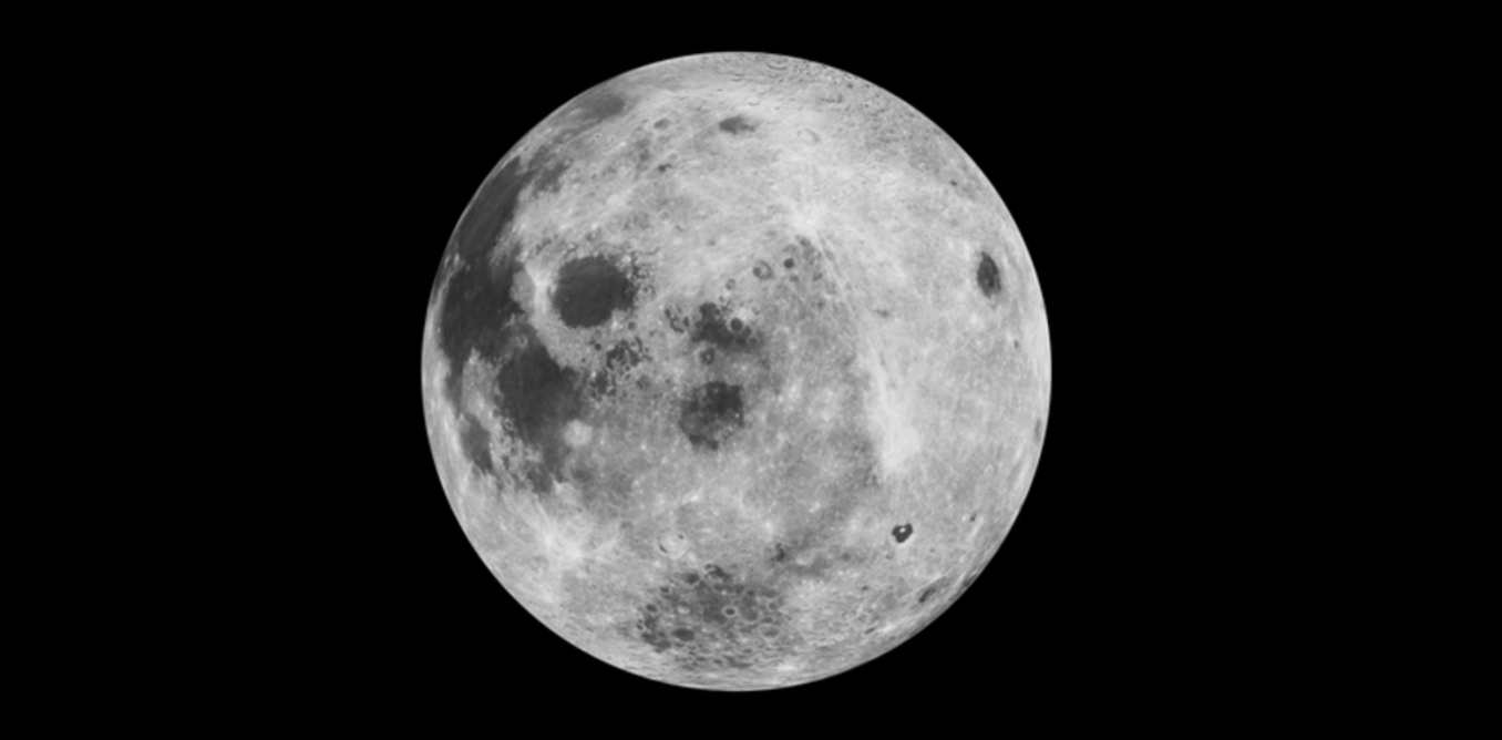 Right side of the moon. - Image NASA/Goddard Space Flight Center Scientific Visualization Studio