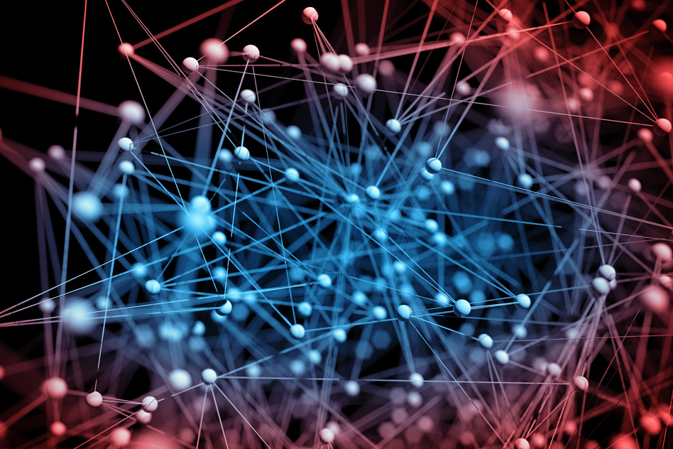 """There's a close correspondence between the behavior of networks of computers or other devices like mobile phones and that of biological systems,"" says MIT professor Nancy Lynch. ""We're trying to find problems that can benefit from this distributed-computing perspective, focusing on algorithms for which we can prove mathematical properties."" – Image Credit: MIT News"