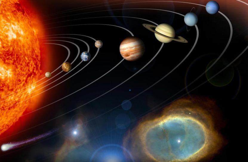 Planets and other objects in our Solar System. – Image Credit: NASA.