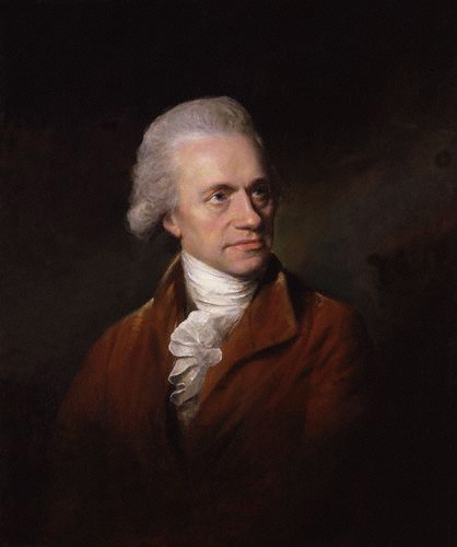 Portrait of Sir William Herschel, by Lewis Francis Abbot (1784). - Image Credit: WikimediaCommons/National Portrait Gallery