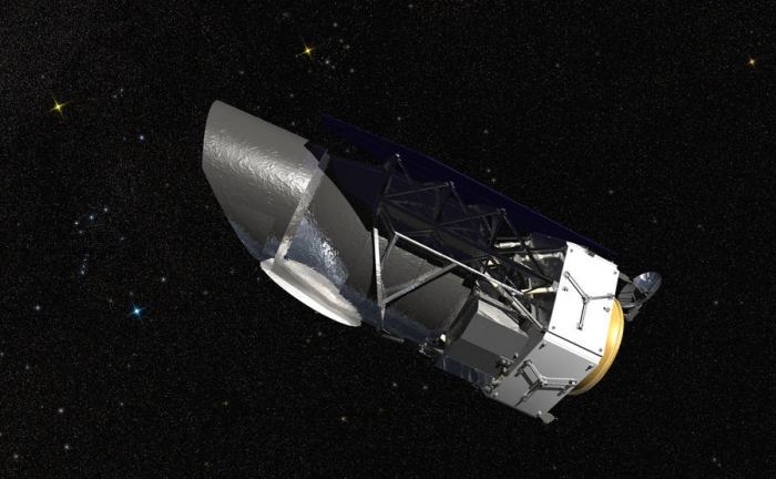 NASA's Wide Field Infrared Survey Telescope (WFIRST) will capture Hubble-quality images covering swaths of sky 100 times larger than Hubble does. These enormous images will allow astronomers to study the evolution of the cosmos. Its Coronagraph Instrument will directly image exoplanets and study their atmospheres. - Image Credits: NASA/GSFC/Conceptual Image Lab