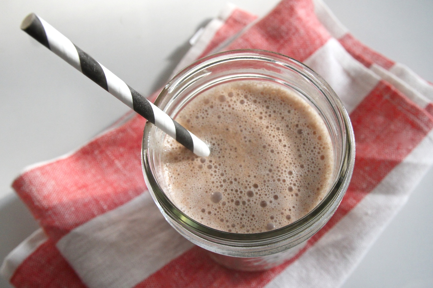 Just to clarify, the recipe includes chocolate and milk. - Image Credi:  tracy benjamin ,  CC BY-NC-ND