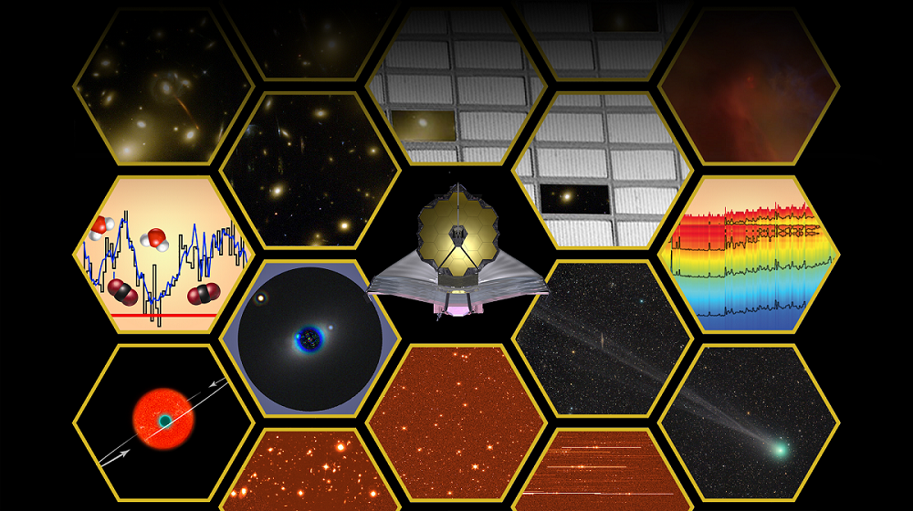 Once deployed, the JWST will conduct a variety of science missions aimed at improving our understanding of the Universe. - Image Credit: NASA/STScI