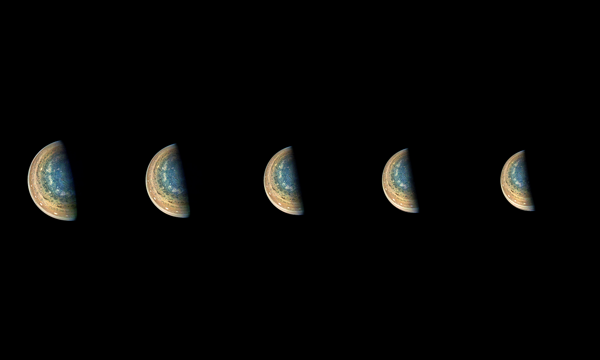 Image credits: NASA/JPL-Caltech/SwRI/MSSS/Gerald Eichstädt
