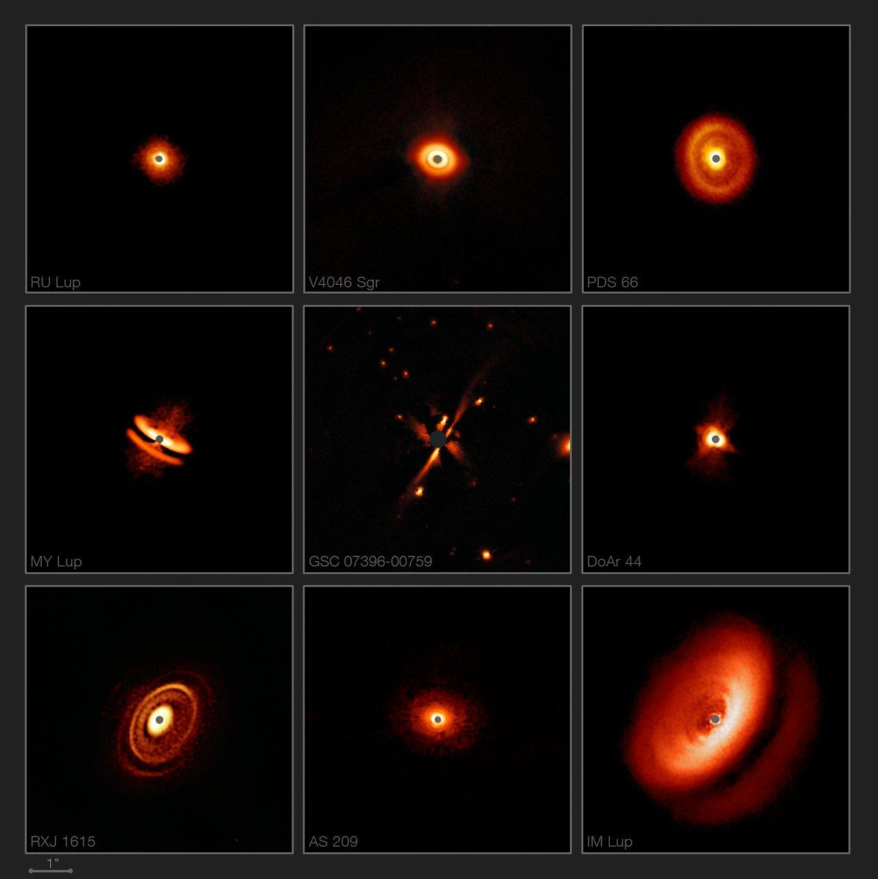Image Credit:ESO/H. Avenhaus et al./E. Sissa et al./DARTT-S and SHINE collaborations
