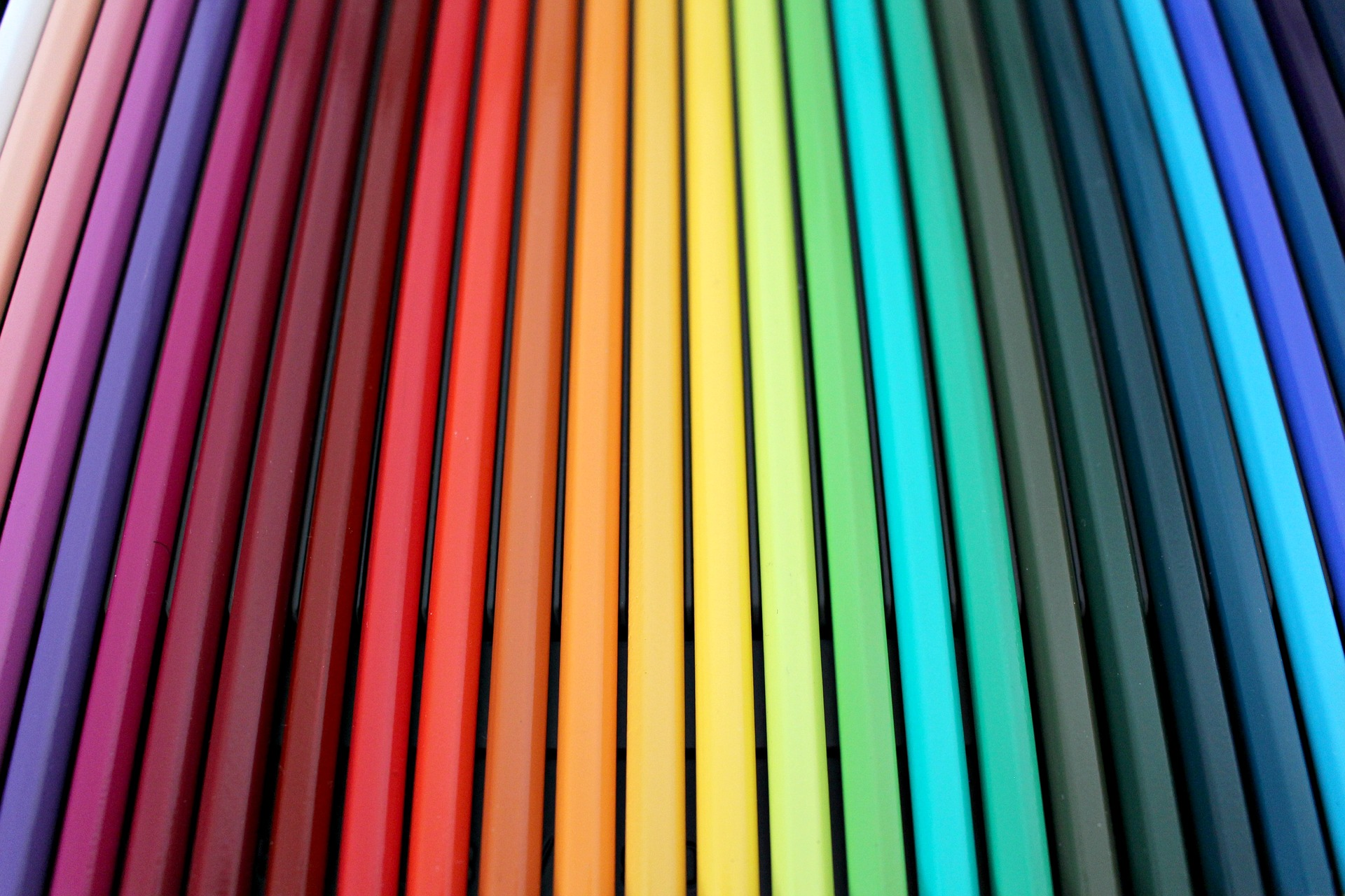 People see colours differently according to the way their language categorises them - Image Credit:  Naturalpastels Pixabay