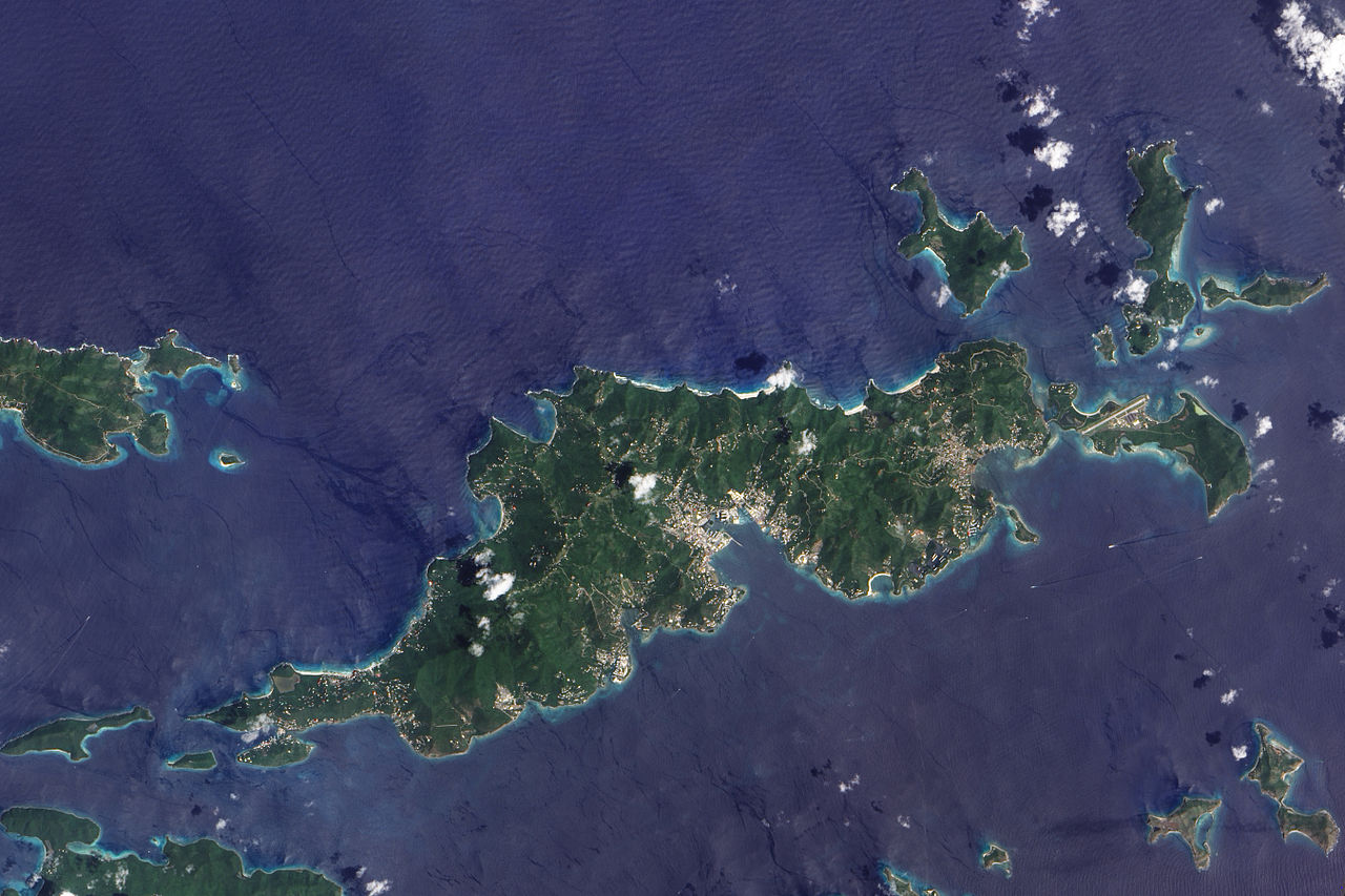 Image Credit: NASA Earth Observatory via Wikimedia Commons