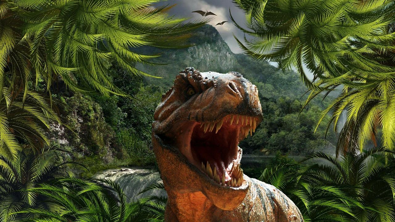 Resurrecting dinosaurs might not be so easy. - Image Credit  AzDude via pixabay