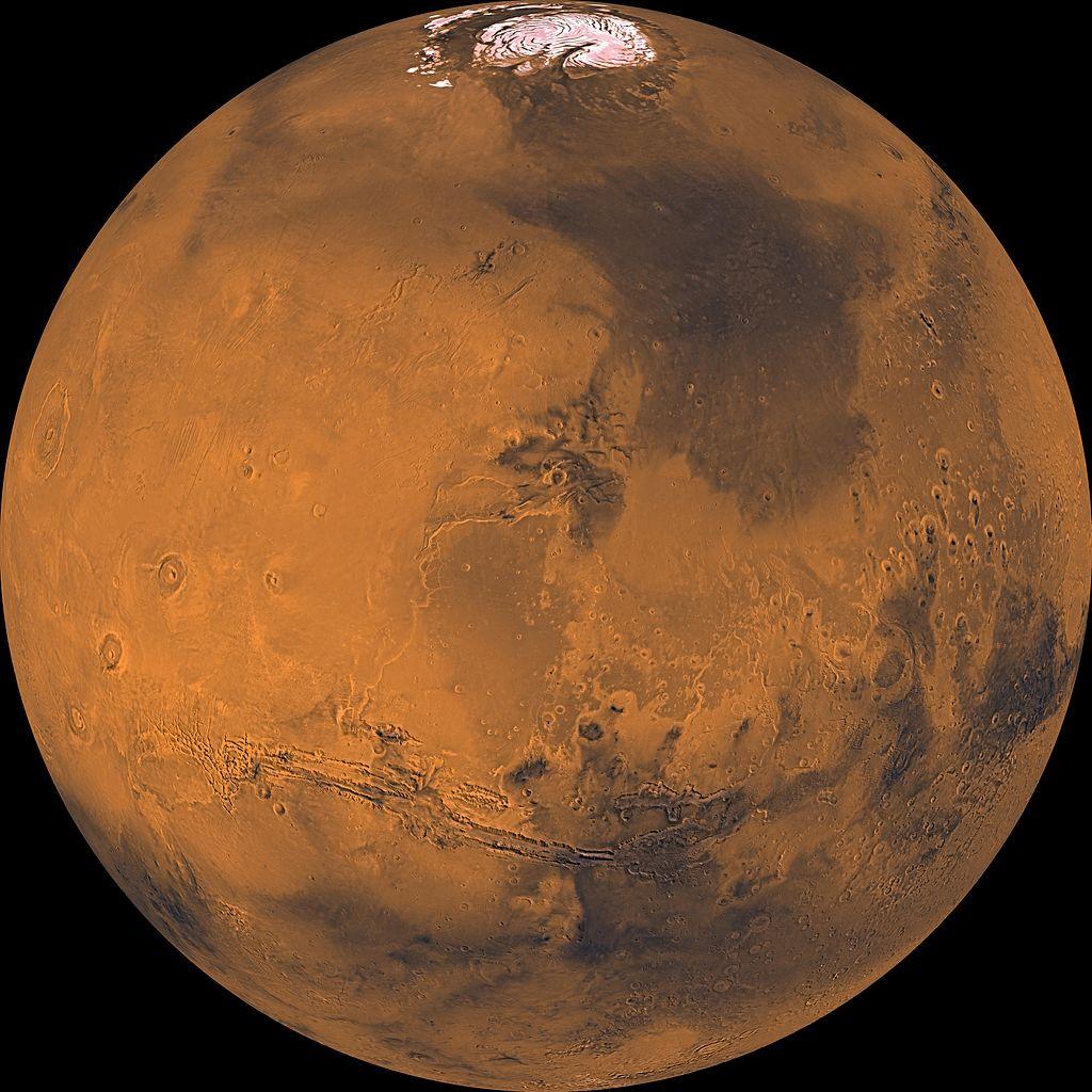 Image Credit:  NASA./JPL/USGS via Wikimedia Commons