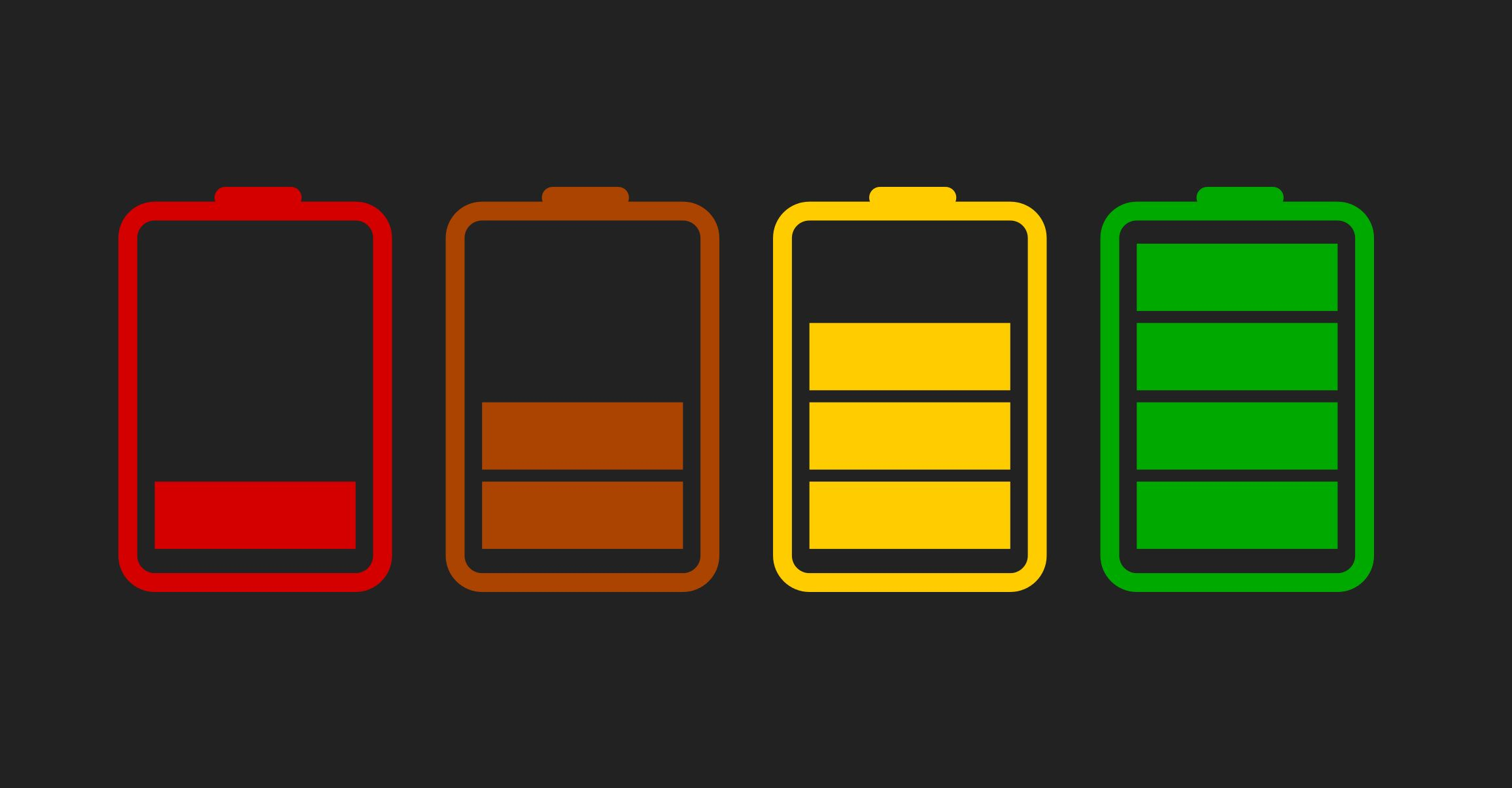Research is finding better ways to make batteries both big and small - Image Credit:  michaljamro via pixabay