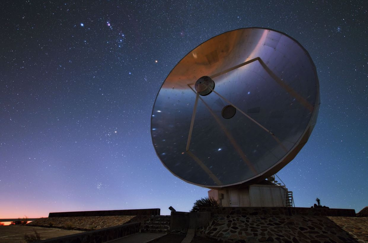Some of the brightest stars in the sky are hundreds of light years away. - Image Credit:  Y Beletsky (LCO)/ESO ,  CC BY