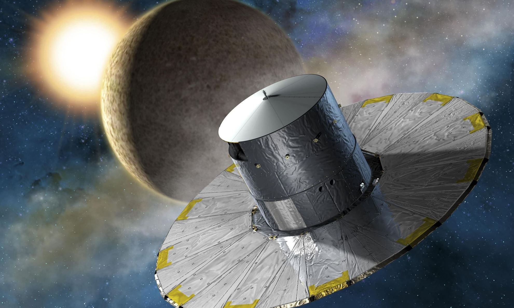 Image Credit: European Space Agency - D. Ducros