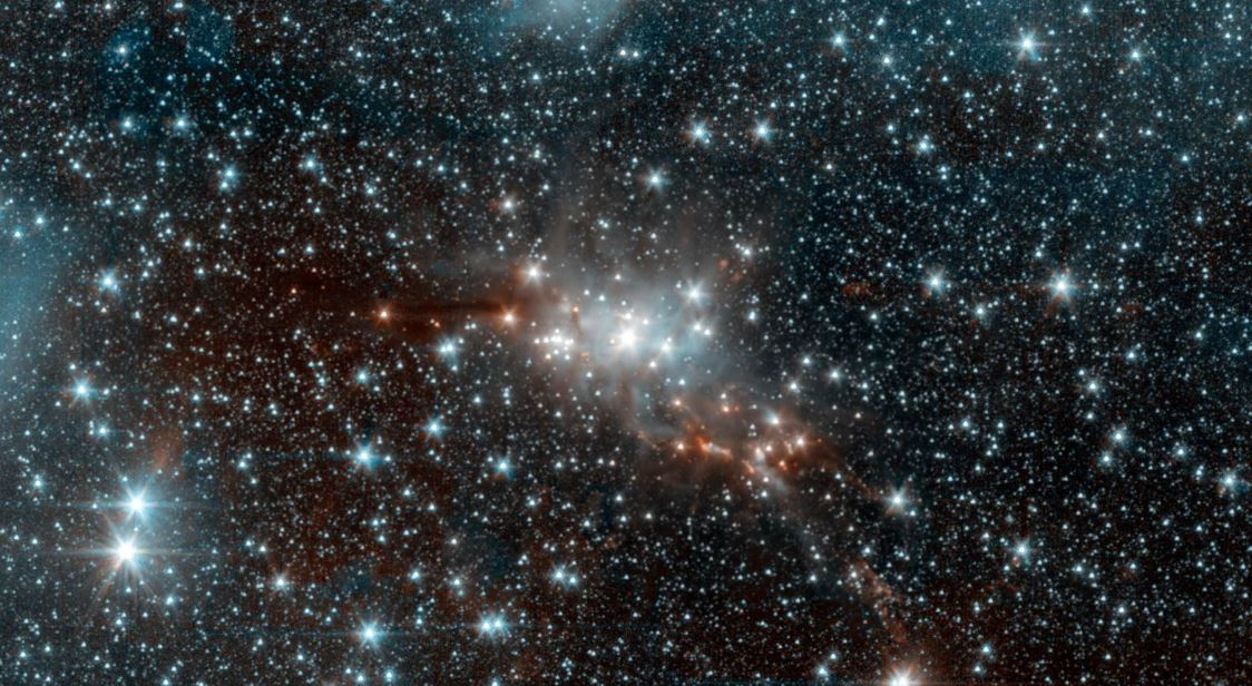 "Astronomers have turned to a method called ""machine learning"" to help them understand the properties of large numbers of stars. - Image Credit: NASA/JPL-Caltech"