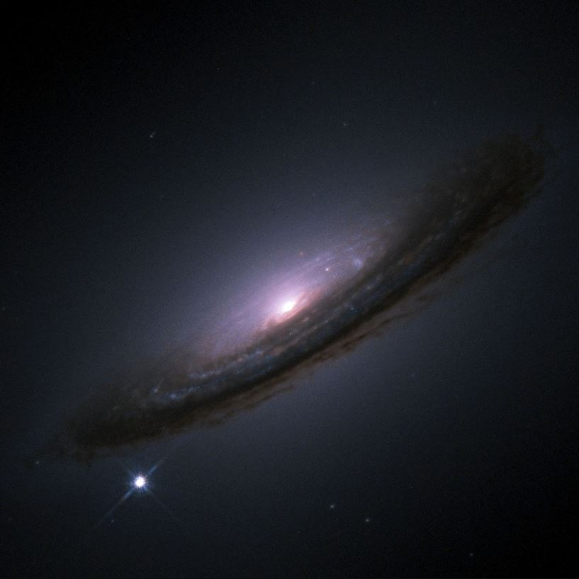 Image Credit:  NASA/ESA, The Hubble Key Project Team and The High-Z Supernova Search Team via Wikimedia Commons