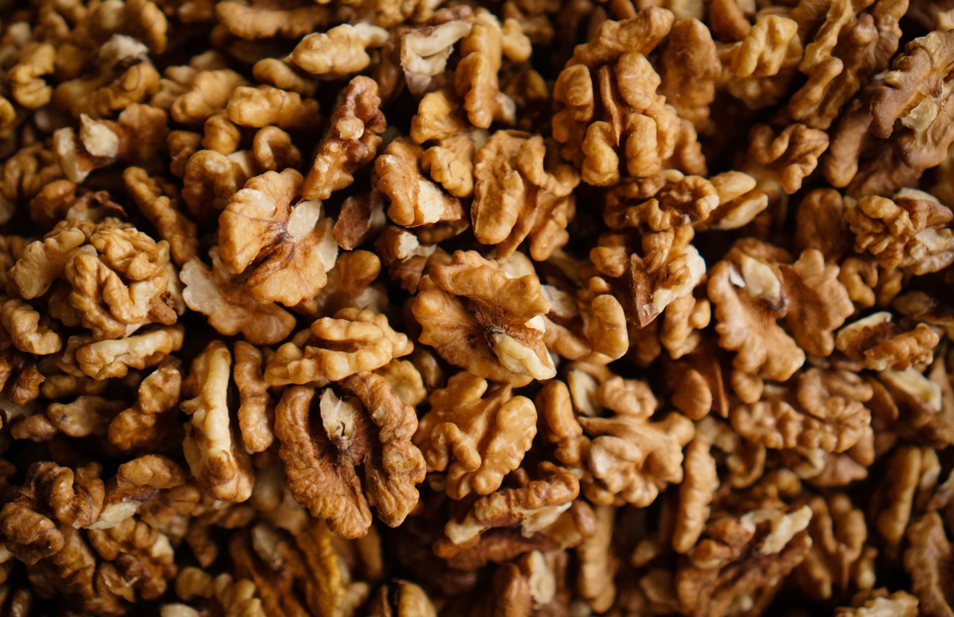 Nuts are a healthier option for a snack than many processed alternatives. - Image Credit:  Tom Hermans via Unsplash