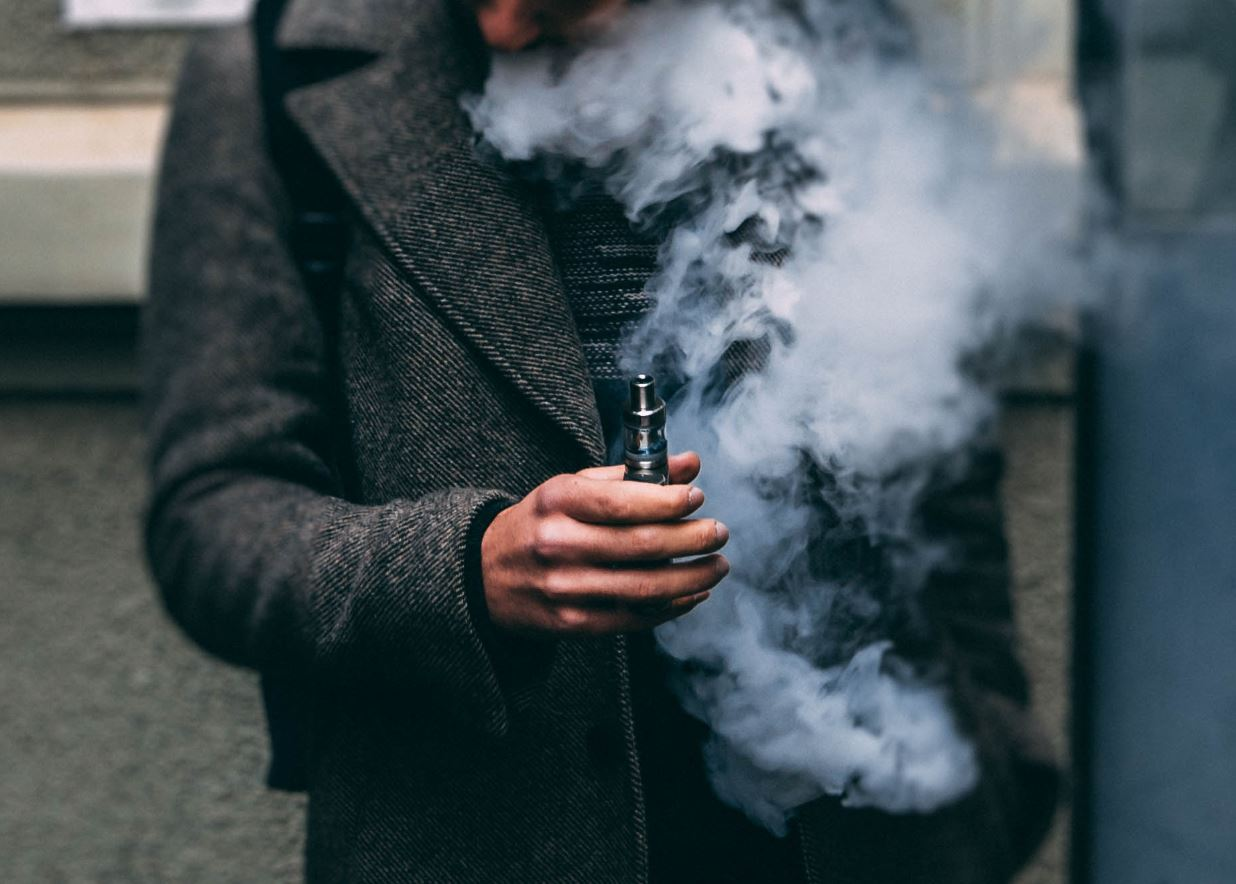 Many of the research studies claiming that vaping causes no harm have been funded by the e-cigarette and tobacco industries - Image Credit:  Ciprian Tudor via Unsplash