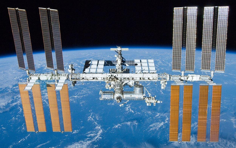 Image Credit:  NASA/Crew of STS-132