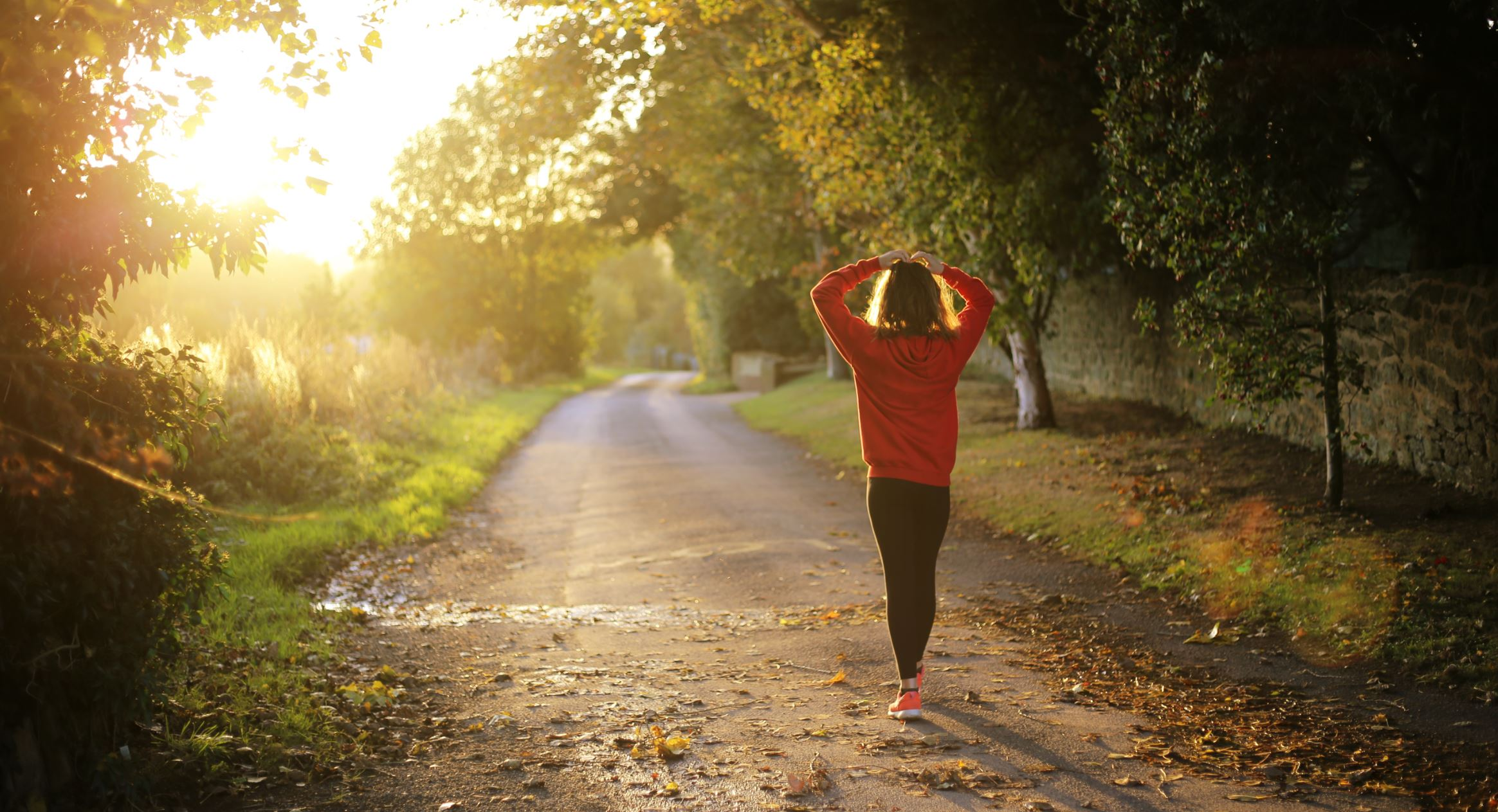 It's OK to feel out of breath when you start a new exercise program. Here's why it gets easier with time - Image Credit:  Emma Simpson via Unsplash