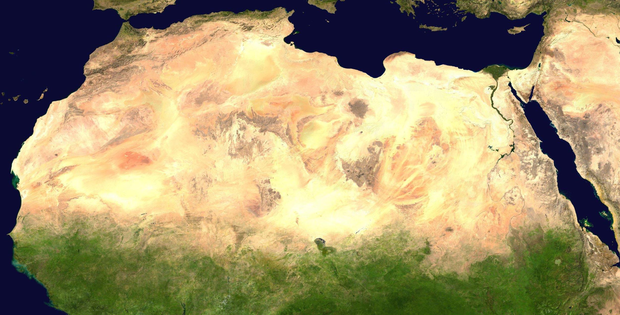 Image Credit:  NASA via Wikimedia Commons
