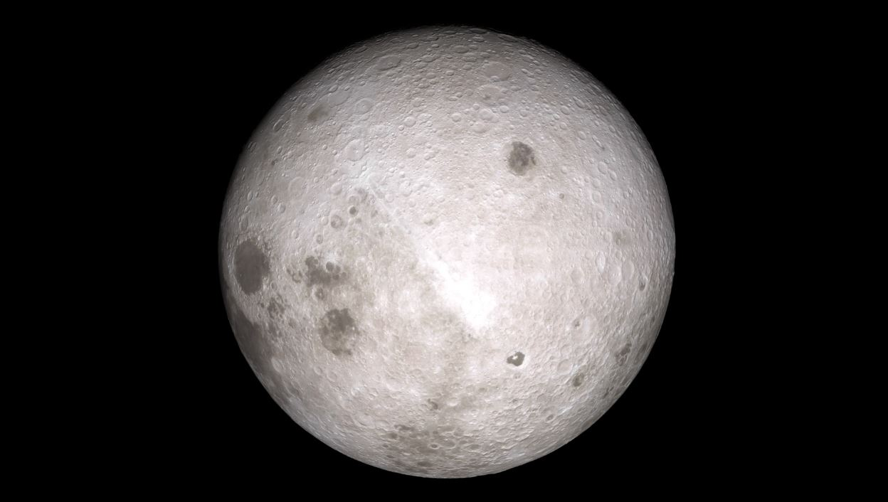 The far side of the Moon could be home to a planetary defense base. - Image Credit:  NASA
