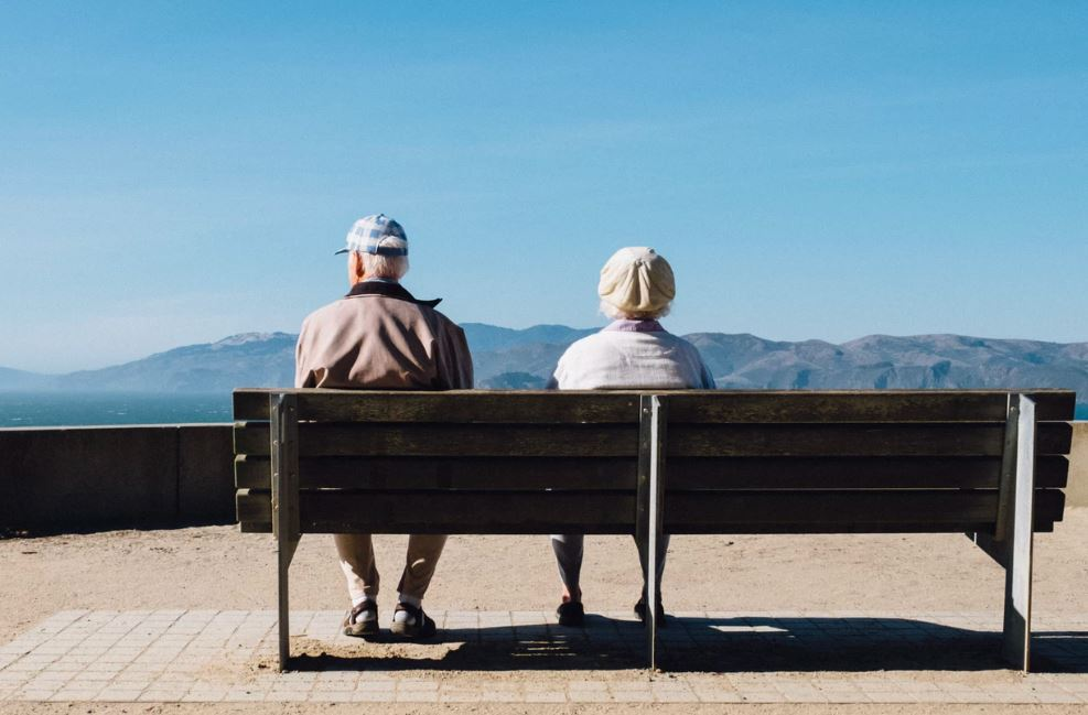 As people reach an older age, the gap in life expectancy narrows.- Image Credit:  Matthew Bennett via Unsplash