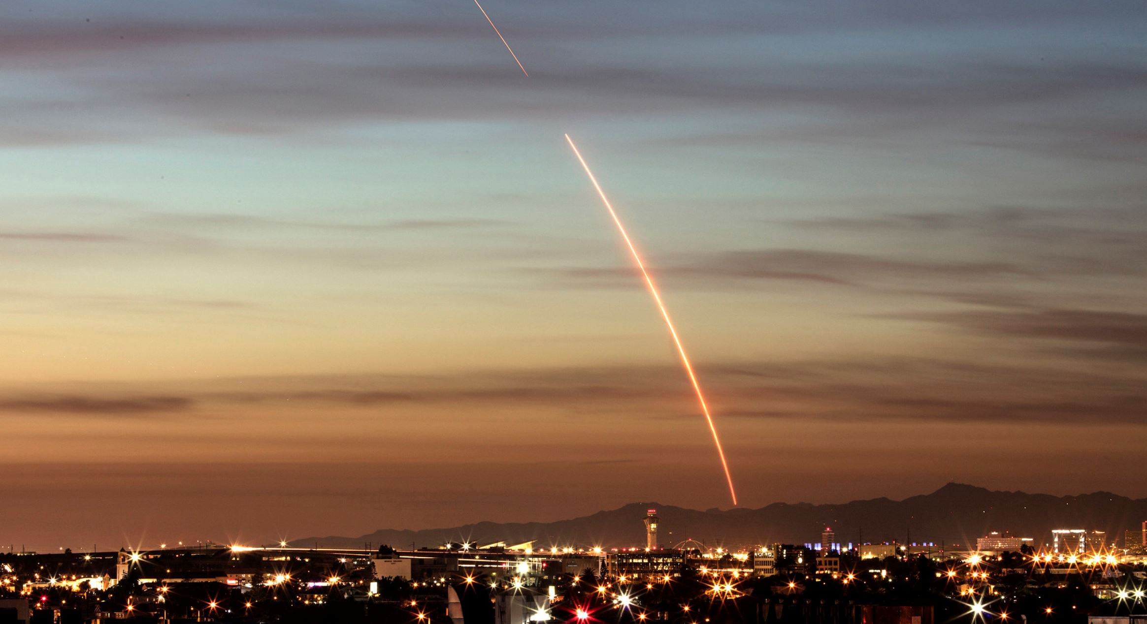 A SpaceX rocket launch - Image Credit:  SpaceX via flickr