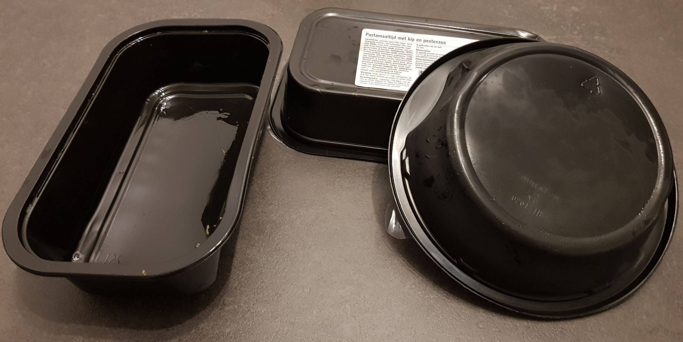 Black plastic can't be recycled – but we've just found a way to use the carbon in renewable energy