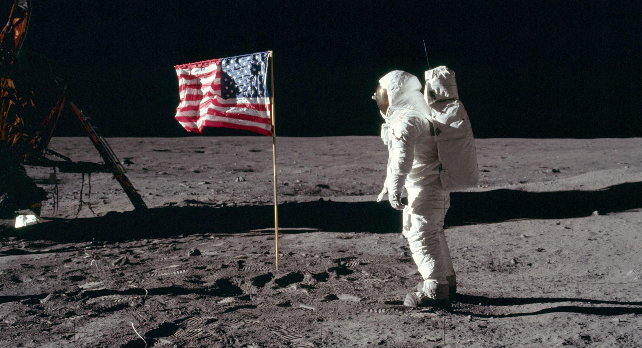 Image Credit:  NASA / Neil A. Armstrong via Wikimedia Commons