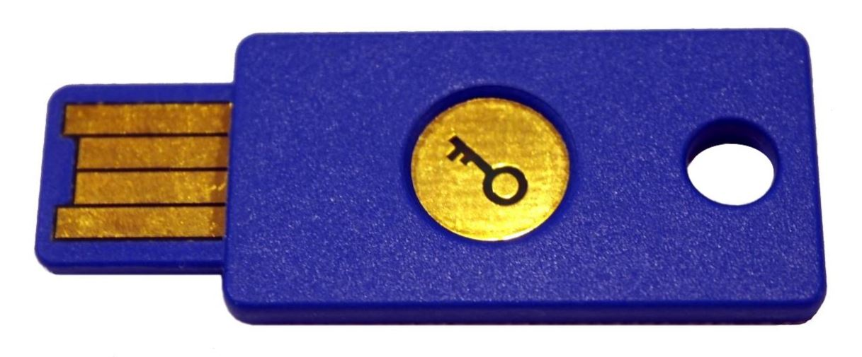 Have hackers driven us back to the age of the physical key? - Image Credit:  Bautsch via Wikimedia Commons