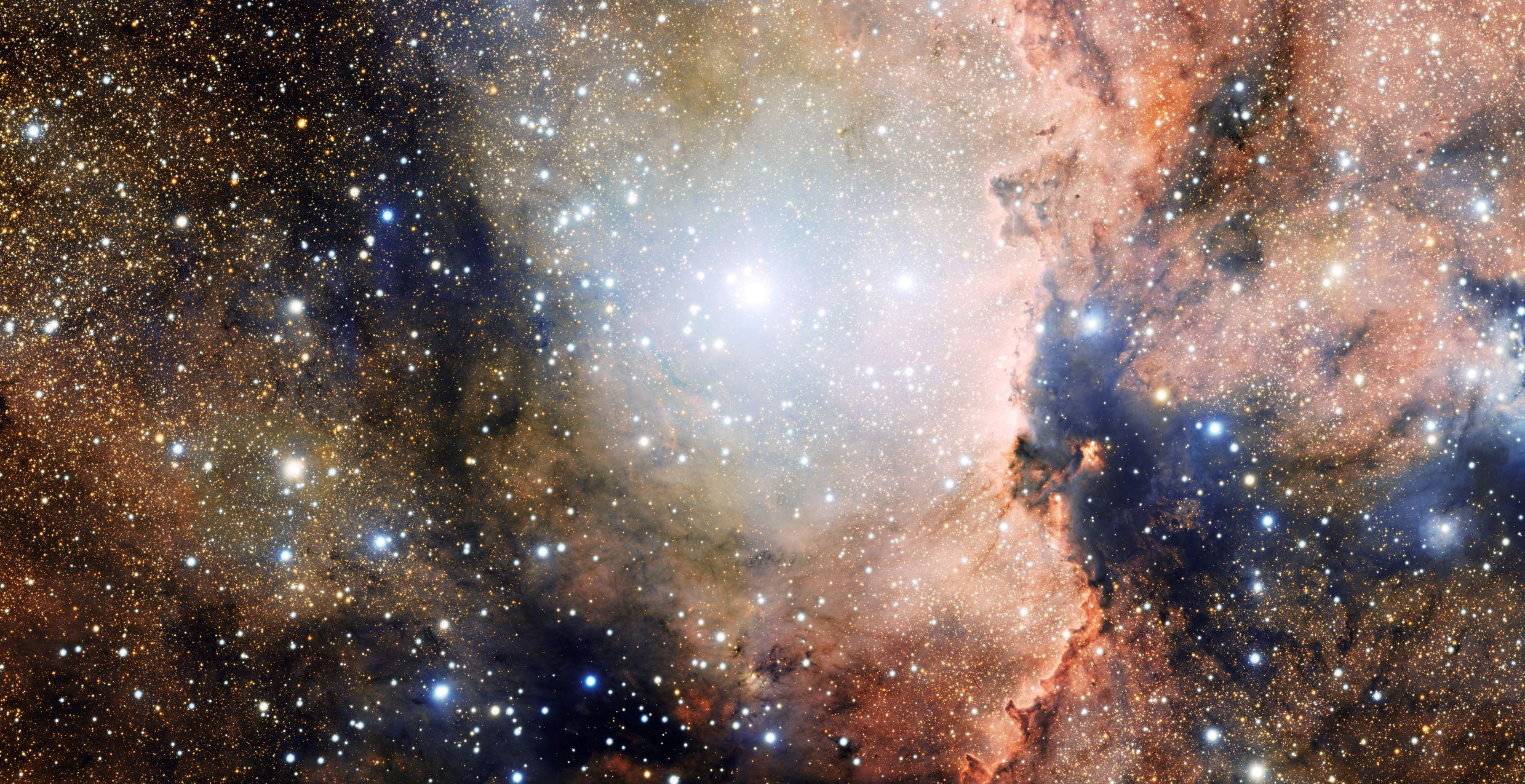 Image Credits:  ESO