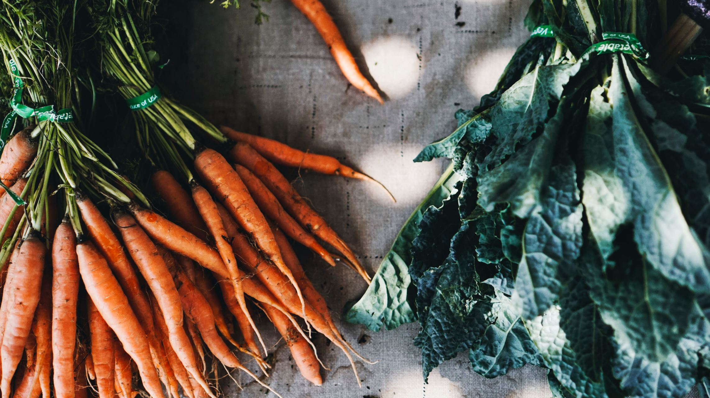 Food containing vitamin A - Image Credit:  Brad Stallcup via Unsplash  -  HDR tune by Universal-Sci