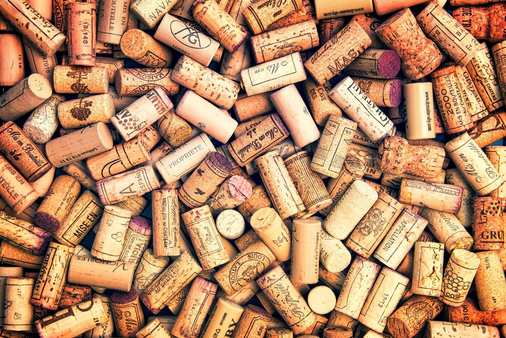 Put a cork in it? Or maybe you prefer a screwcap? - Image Credit: Delpixel via Shutterstock - HDR tune by Universal-Sci