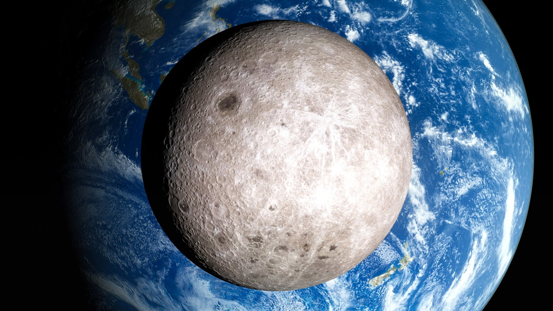 Scientists discover that there is much more metal on the Moon than previously thought
