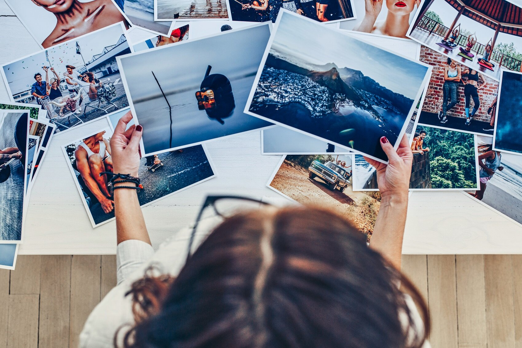 Memory is more like photos, plus Photoshop, than just the images alone - Image Credit: Jacob Lund via shutterstock / HDR tune by Universal-Sci