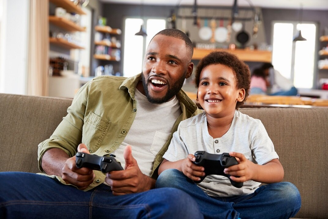 Playing video games lowers risk of depression later in life for boys