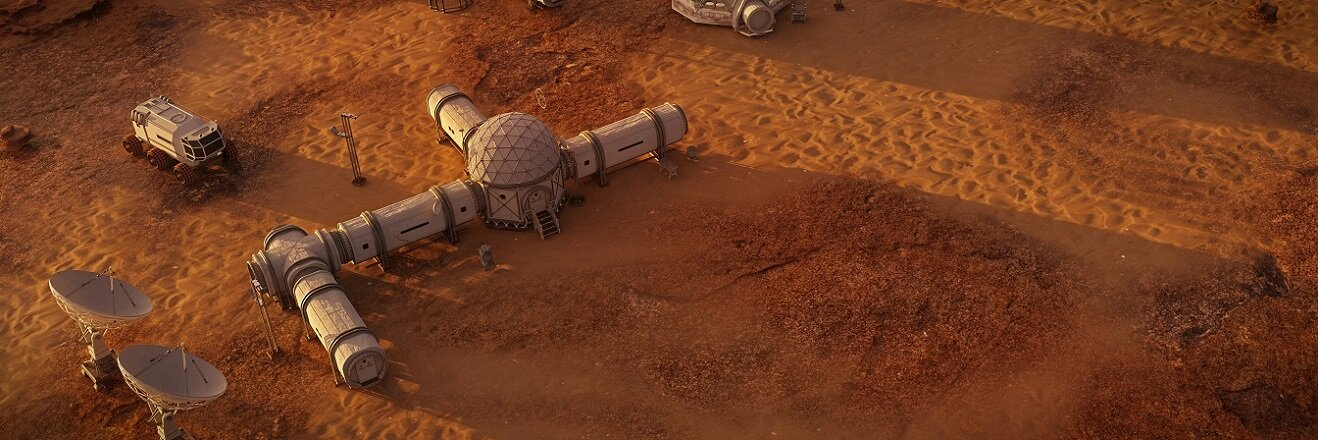 Interesting biotech developments for self-sufficient Martian colonies
