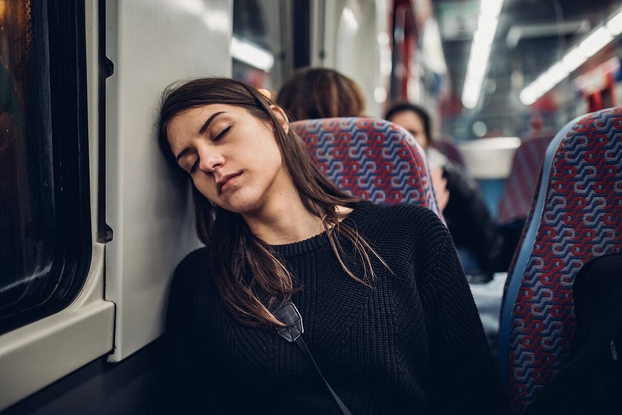 Sleep deprivation influences our cognitive abilities during the day - Image Credit: eldar nurkovic via Shutterstock / HDR tune by Universal-Sci