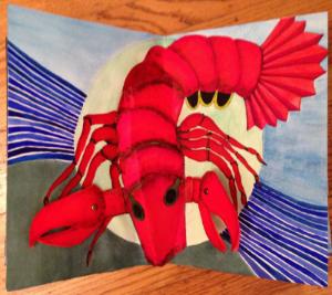 Pop-Up Lobster