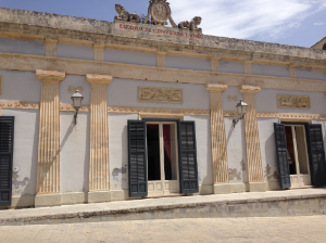 Conversation Club, Ragusa, Sicily