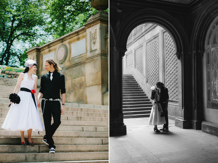 Central Park Intimate Wedding by Tanya Isaeva Photography