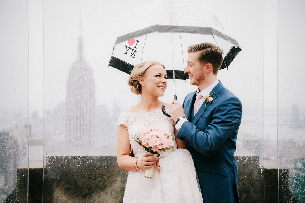 NYC intimate wedding by Tanya Isaeva Photography