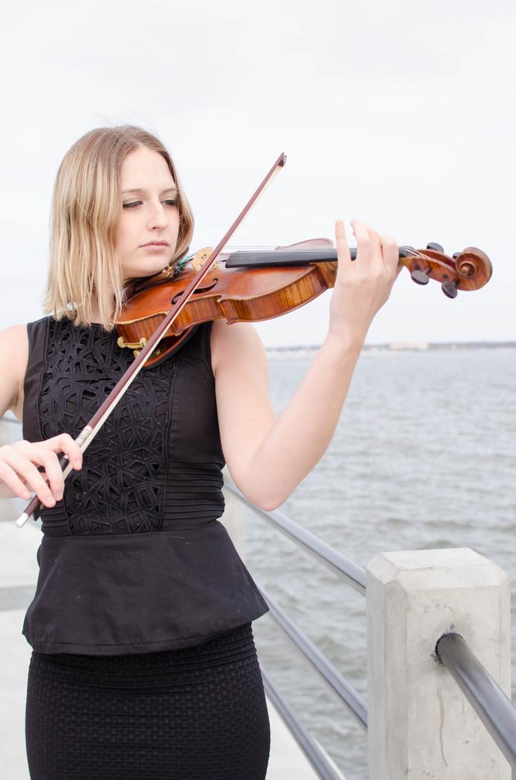 Chelsea Murphy - Violin