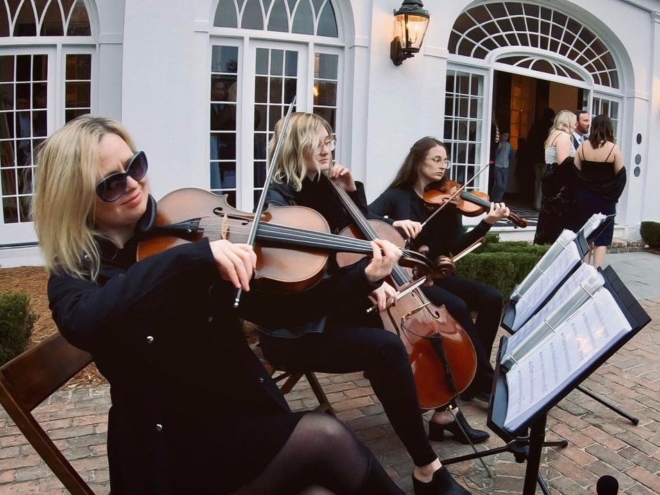 Request A Quote - Fill out the form below to request a quote for your special event! You can also contact Bespoke Strings directly at info@bespokestrings.com or by phone at 864-384-8026.Please allow up to 24 hours for a response from a member of our team!