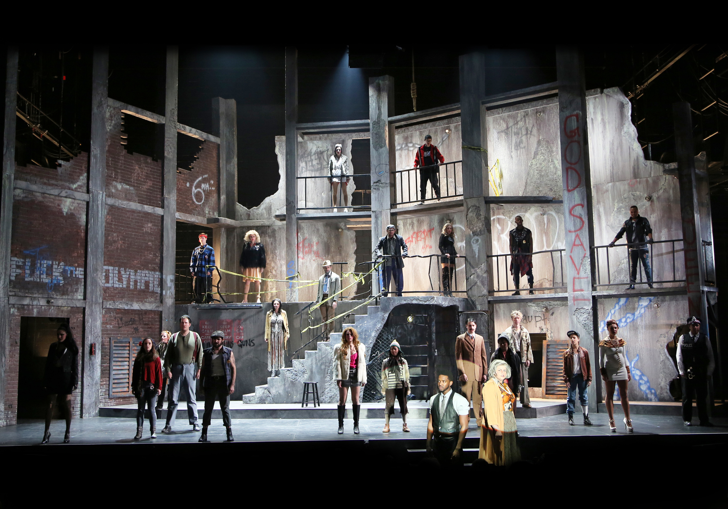 The Threepenny Opera