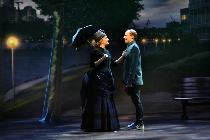 SUNDAY IN THE PARK WITH GEORGE - Broadway